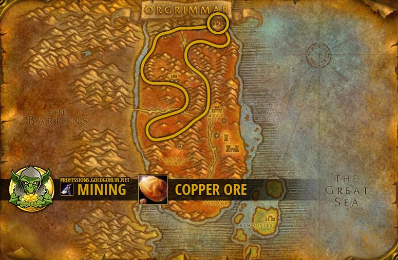 wow classic learn mining