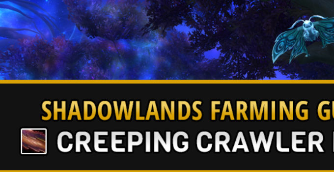 Farming Creeping Crawler Meat