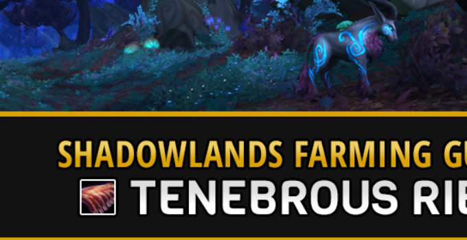 Farming Tenebrous Ribs